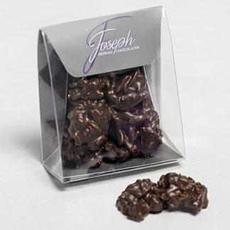 Rocher de Périgueux au chocolat noir
