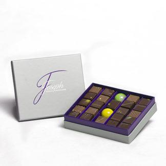 Coffrets 24, 48, 72 ou 96 chocolats