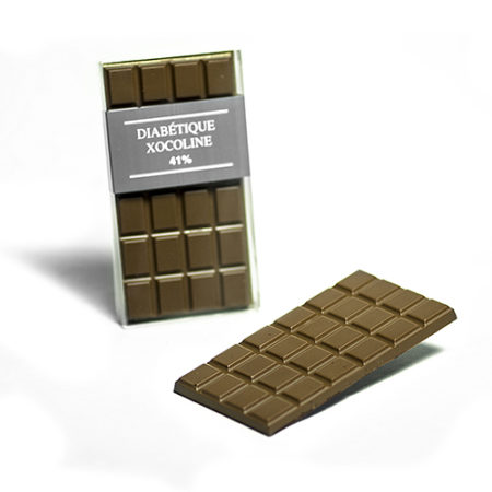 Tablette Diabétique Xocoline 41%