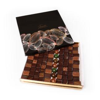 Coffret Prestige 110 chocolats - Chocolaterie Joseph