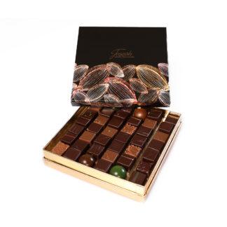 Coffret Prestige 42 chocolats - Chocolaterie Joseph