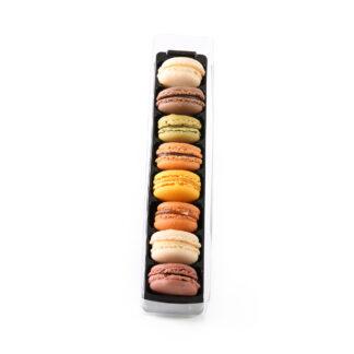 Coffret 8 macarons