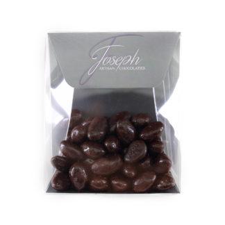 Amandines au chocolat noir