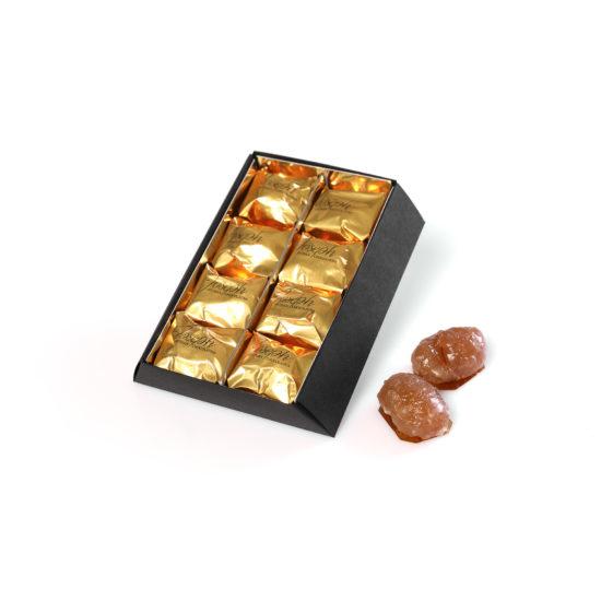 Coffret de 8 marrons glacés - Chocolaterie Joseph
