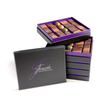 Coffret 24, 48, 72, 96 ou 120 chocolats
