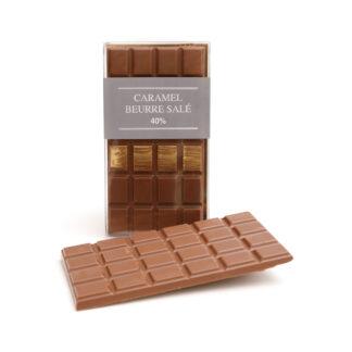 Tablette Caramel Beurre Salé 40%