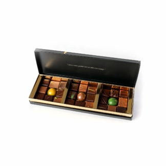 Coffret carte du monde - Chocolaterie Joseph
